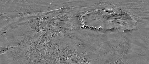 オリンポス 山 火星