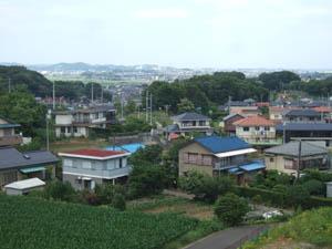 平塚市博物館伊勢原台地の西縁を区切る伊勢原断層